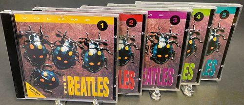 The Beatles Original Re-Master Volume 1-5