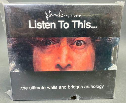 John Lennon Listen To This...