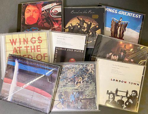 Group of Wings CDs