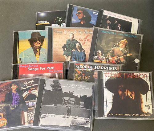 George Harrison CDs
