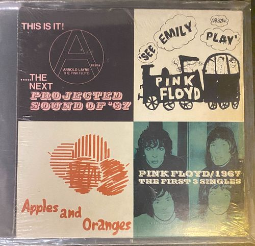 Sealed Pink Floyd This is It