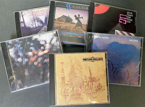 Pink Floyd CDs