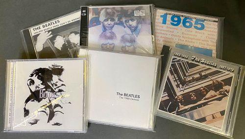 One Last Lot of Beatles CDs