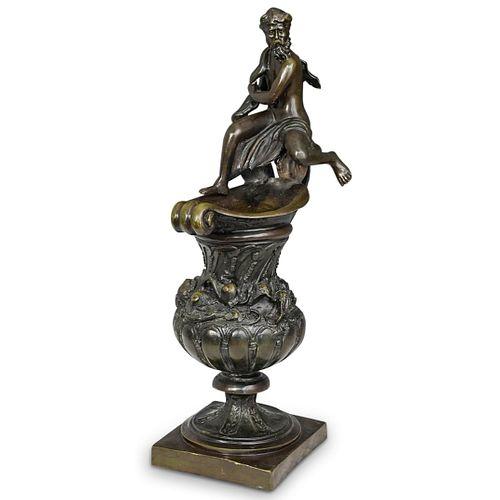 After Auguste Moreau Bronze Sculpture