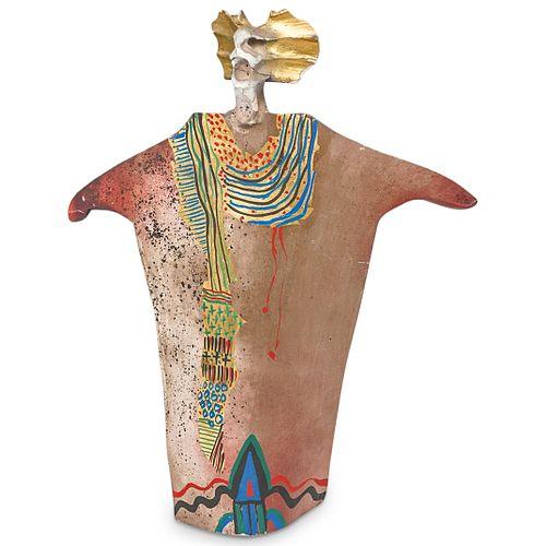 Greek Female Terracotta Figure