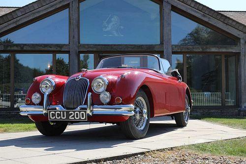 1958 Jaguar XK150 drop-head coupé 3442cc