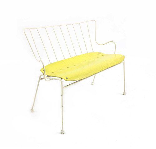 An 'Antelope' bench,