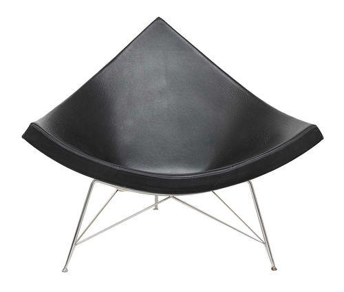 A Vitra 'Coconut Chair',