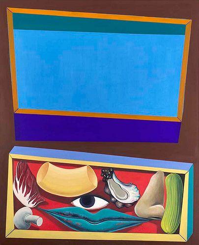Paul Branca, Untitled (Raddichio)