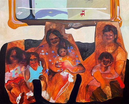 Ronnie Fernandez (American, b. 1998) Hold Still
