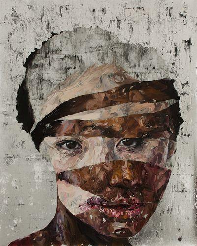 Lacey McKinney (American, b. 1984) Double Bind II
