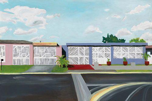 Suzy Kopf (American, b. 1989) Cerulean, from Levittown, Puerto Rico