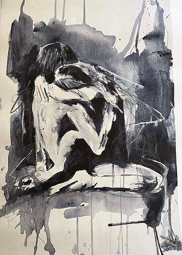 Gena Milanesi (British American, b. 1989) The Almost