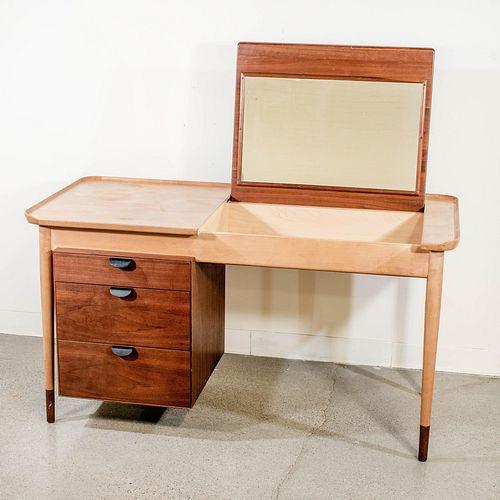 Finn Juhl Exceptionally Rare Vanity Writing Desk (1948)