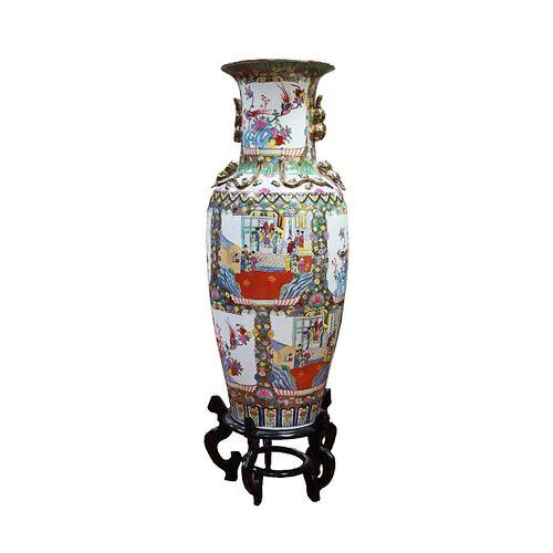 Palace Size Chinese Vase