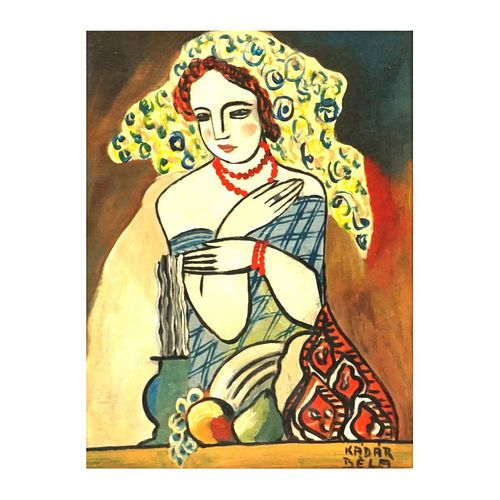 Attrib: Bela Kadar (1877 - 1956)