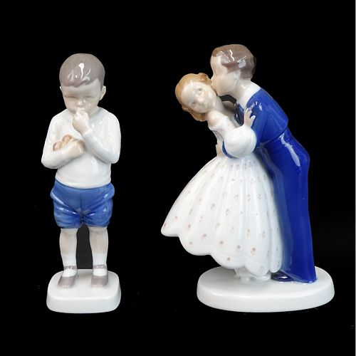 B&G Porcelain Figurines