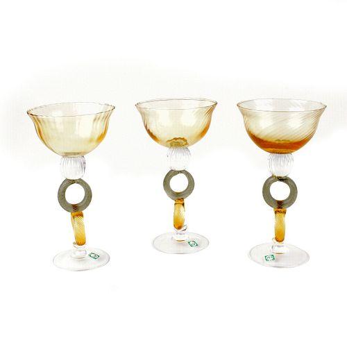 Italian Goblets