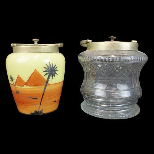 Covered Jars