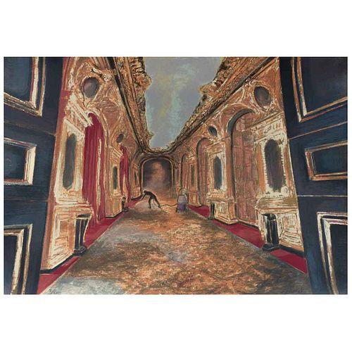 "MANUELA GENERALI, Sin título, Firmada Serigrafía II / XXV, 50 x 74 cm |MANUELA GENERALI, Untitled, Signed, Serigraph II / XXV, 19.6 x 29.1"" (50 x 74 c"