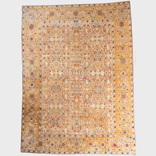 Agra Carpet, North India