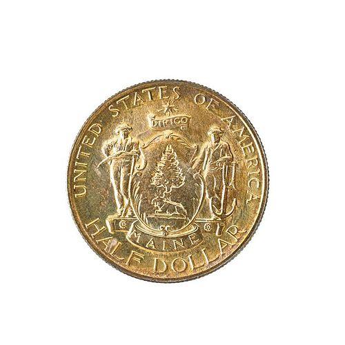 U.S. 1920 MAINE COMMEMORATIVE 50C. COIN