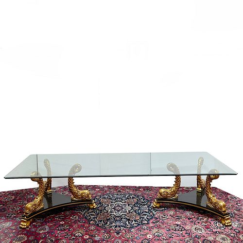 Neoclassical Style Karges Dining Table