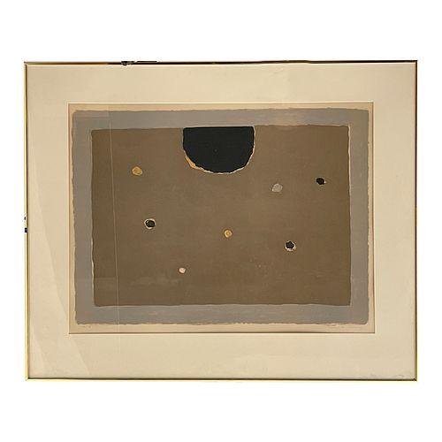 Manfred Schwartz (1909-1970 Polish) ithograph