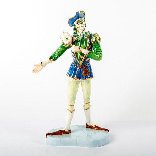 The Mardi Gras, Paulo HN4963 - Royal Doulton Figurine