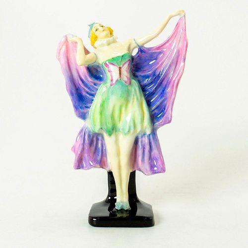 Butterfly Woman HN1456 - Royal Doulton Figurine