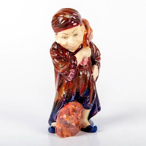 Royal Doulton Colorway Figurine, One Of The Forty