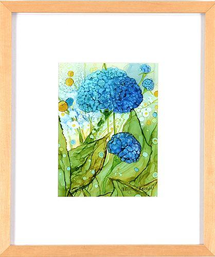 MARY WOJCIECHOWSKI, Patch of Blue