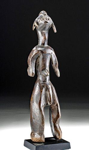 20th C. African Mumuye Wood Ancestor - Art Loss