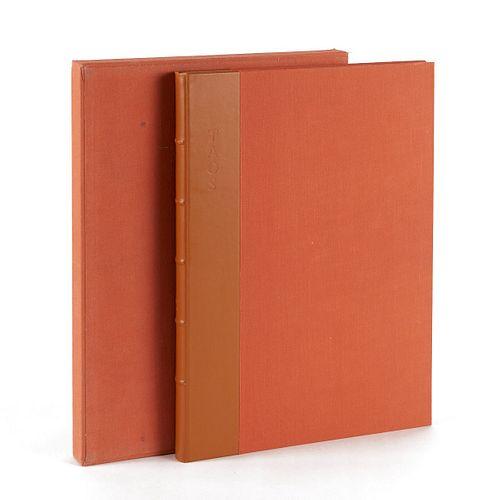 "Ansel Adams ""Taos Pueblo"" Photograph Book"