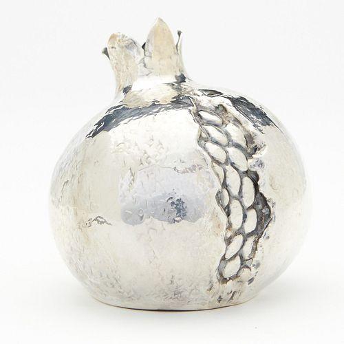 Buccellati Sterling Silver Pomegranate