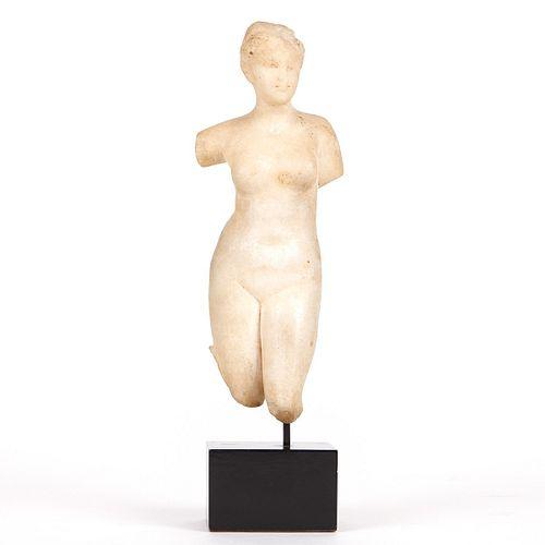 Classical Marble Figure of Venus