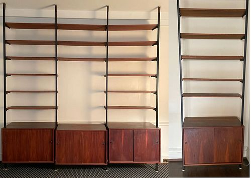 George Nelson For Herman Miller ?? Wall Unit.