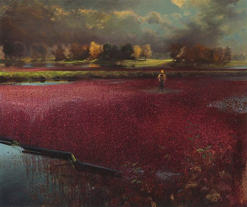 Wilhelm Neusser -  Bog/Dark Sky (#2002),