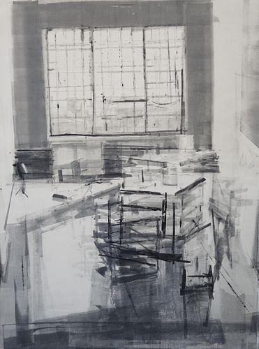 Sean Flood, BFA '05 - LIC Studio *