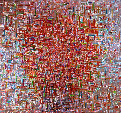 Cheryl Jaffe, BFA '71 - Pieces 32