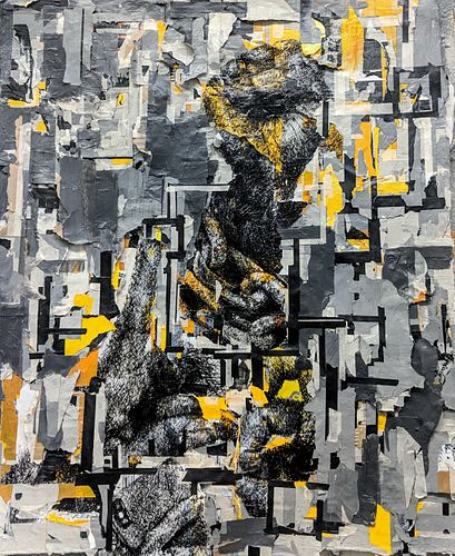 Jamal Thorne, MFA - Untitled No. 24