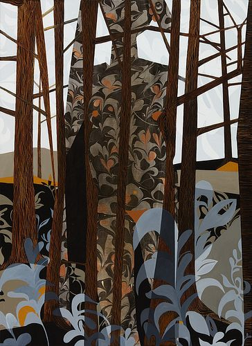 Dinora Justice, MFA '14 - Madonna of the Woods *