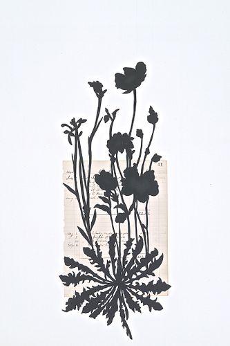 Deborah Weiss - Midnight Blooms No. 10