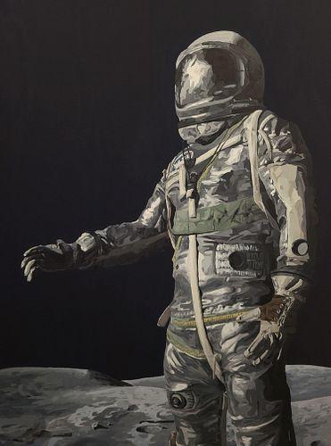 Bennett Graff, BFA '24 - Astronaut #2 *