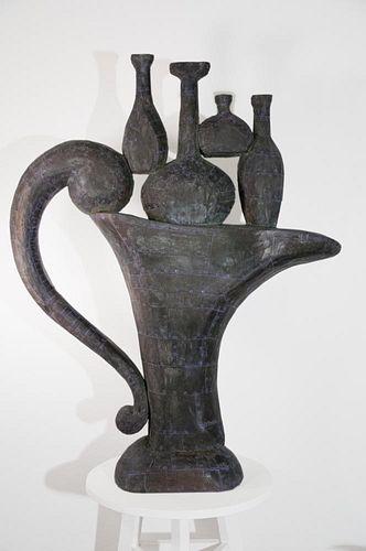 Dawn Southworth, BFA '76 - Obsidian
