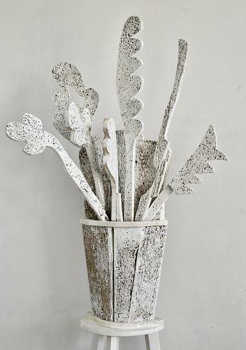 Dawn Southworth, BFA '76 - Cy Twombly's Flowers