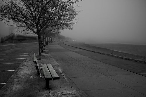 Russell Dupont, Diploma - The Fog Comes On . . .