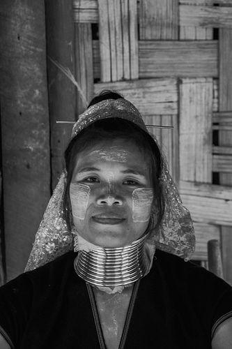 Siddhart Agarwal, Engineering Grad '19, Karen Tribe Woman