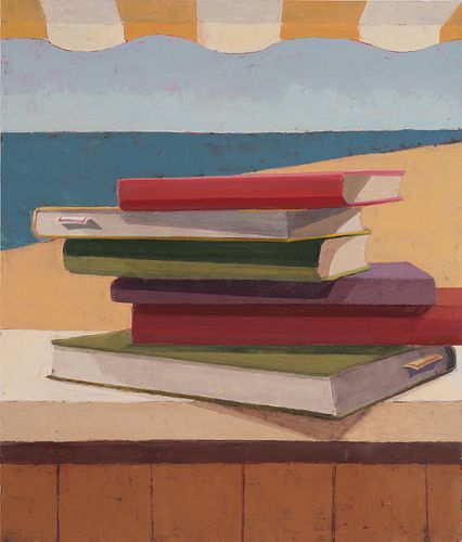 Sterling Mulbry, Diploma '86, Beach Reading