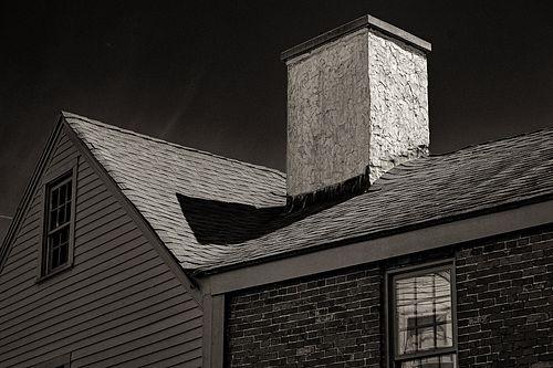 Stoney Stone , Roof and Chimney